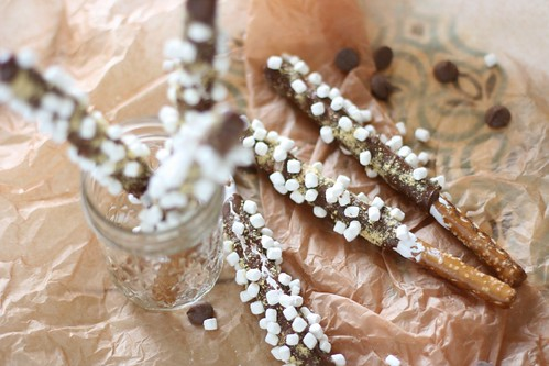 S'mores Pretzels 002 | by Hungry Housewife