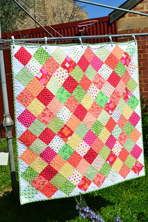 Zesty Quilt | by sew&sews