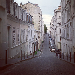 Long road at Montmartre | by StylelaB