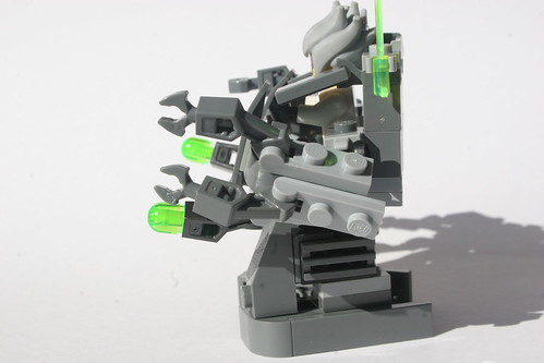 Professor Robstein's Wreck Mech | by Brick Zero