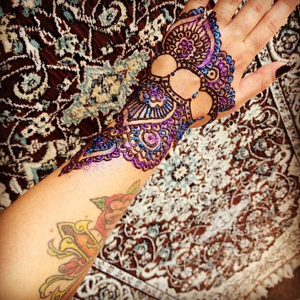 Henna Powerpuffkay Disney Disneyworld Henna Tatt Flickr