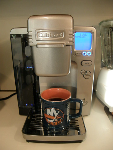 Day 254 - 9/10/12: New Coffee Maker | by IslesPunkFan