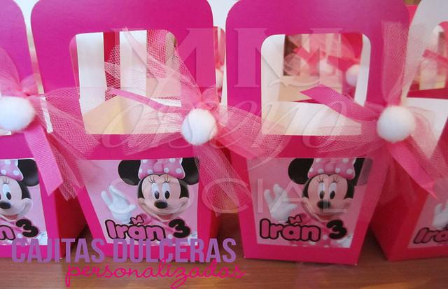 Imagenes de dulceros de mini maus - Imagui