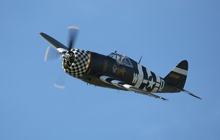 Republic P-47 Thunderbolt Goodwood Revival 2012 SNAFU | by richebets