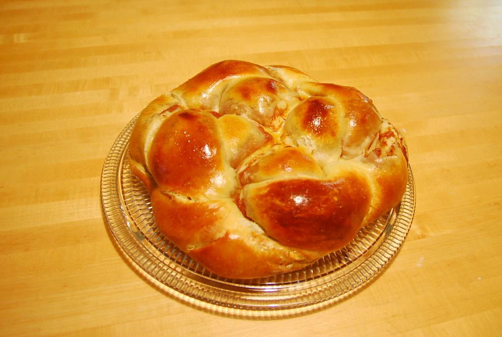 Peach Challah Bread Peach Challah Smittenkitchen Com Blog Flickr