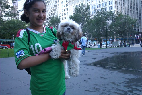 Girl-and-dog.jpeg | by Janice Temple Tour Organizer