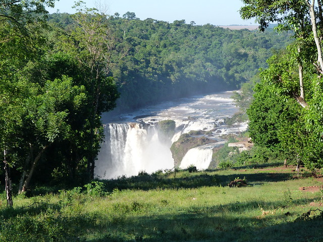 Saltos del Monday (Paraguay)