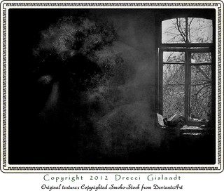 The Passenger of my Soul has gone, gone through the window. | by Gislaadt Art - extremly sick