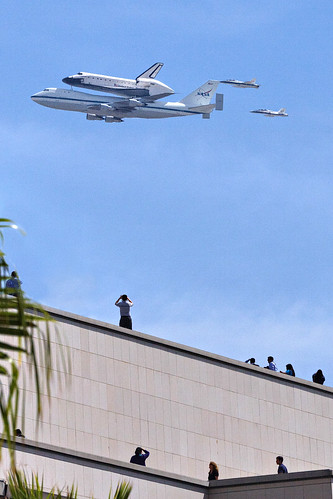 Rooftop View of the Endeavour Flyover | by Non Paratus
