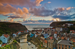 Staithes September Sunrise. | by paul downing