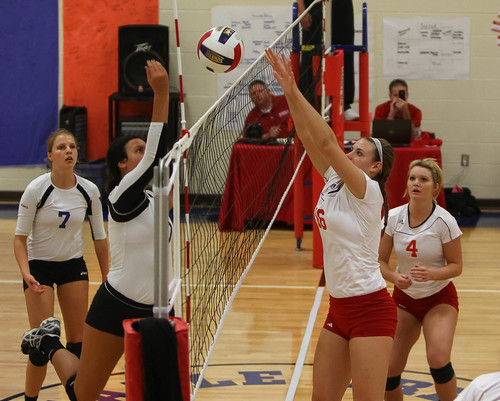 Women's VolleyBall vs Vincennes University | by IU Kokomo