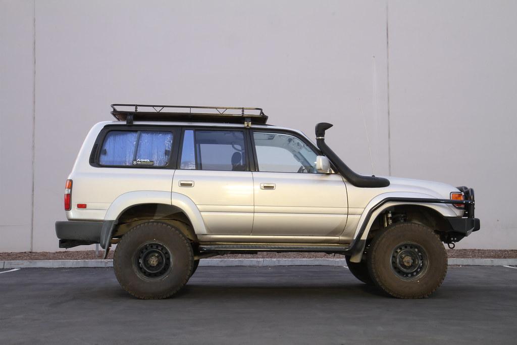 Tjm North America Toyota Land Cruiser 80 Series Adv80 Gcra