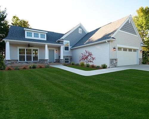 Princeton craftsman ashland 3517 wayne homes flickr for Craftsman style split level homes