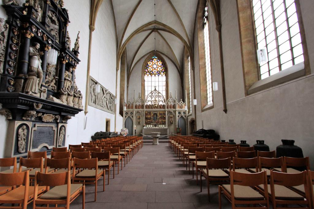 neust dter marienkirche chor bielefeld links sieht man flickr. Black Bedroom Furniture Sets. Home Design Ideas