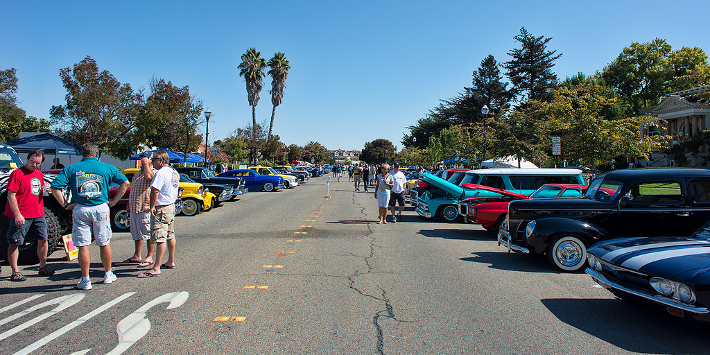 Livermore Downtown Car Show
