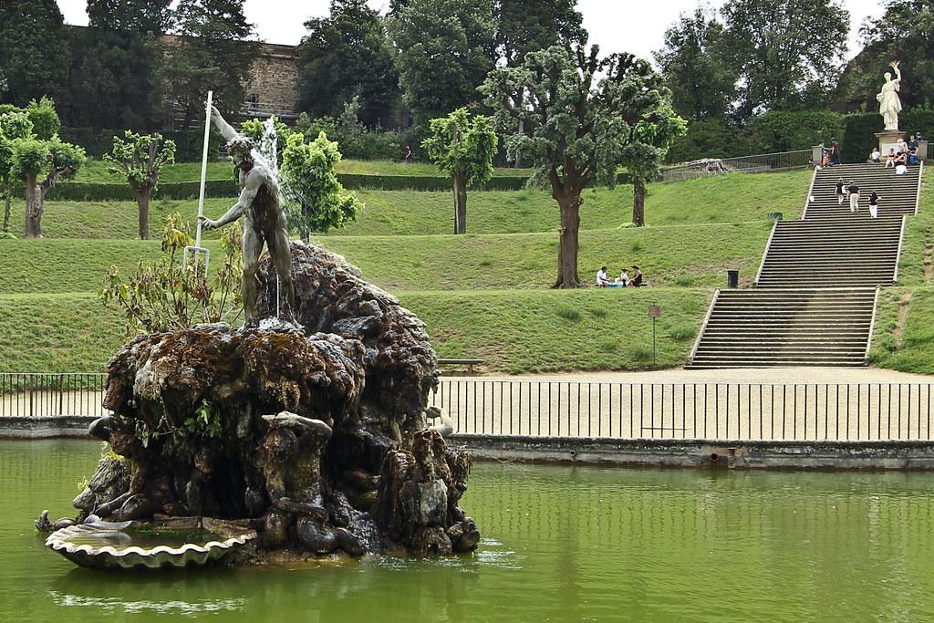 Boboli Gardens, Florence | Avital Pinnick | Flickr