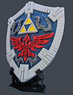 Hylian Shield | by Bolt of Blue