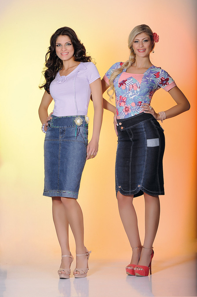 Raje moda evang lica flickr photo sharing - Modelos de faldas de moda ...