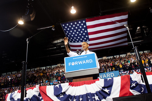 Obama in Kent OH-29 | by Brett Marty