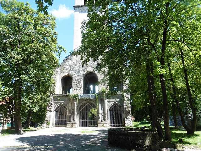 Bihac katholische Kirche