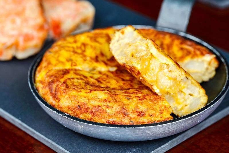 Mercat Spanish Omelette