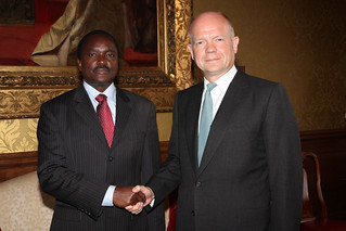 Vice President of Kenya | by Foreign and Commonwealth Office