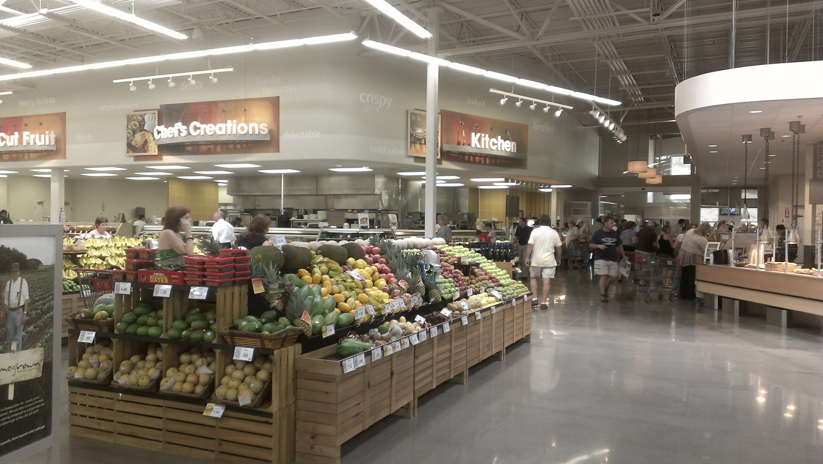 HyVee Food Store 86th Street Douglas Ave Urbandale Des