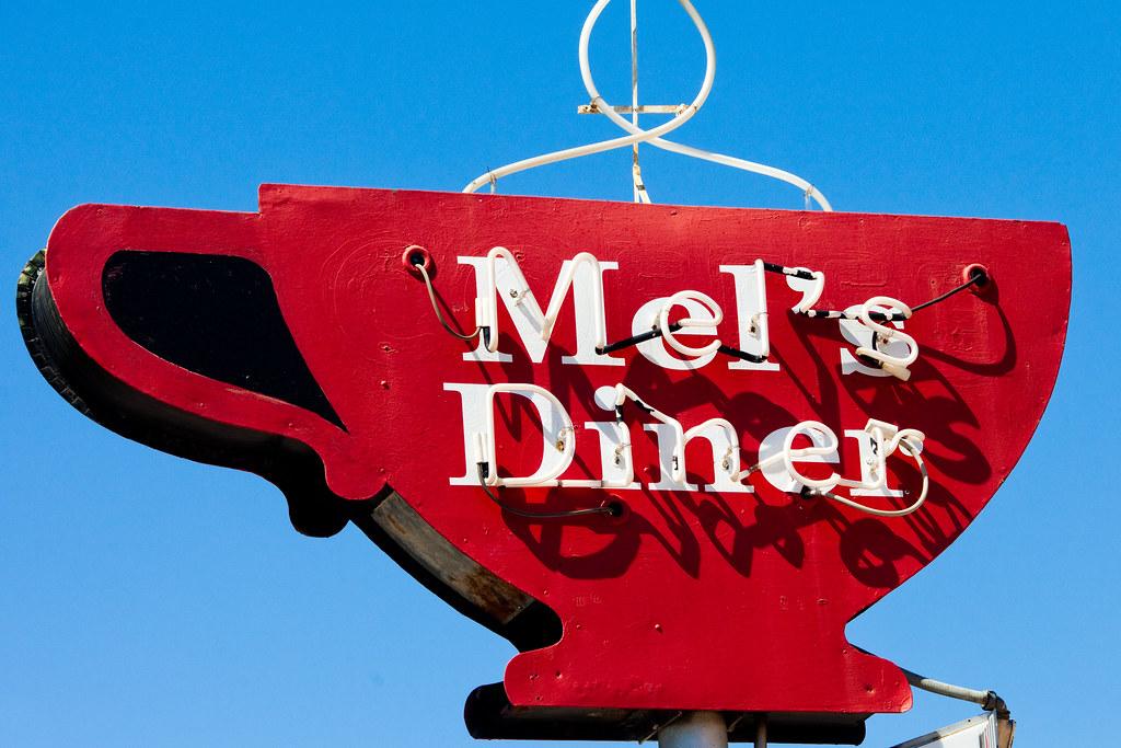 Mel S Diner Kitchener Menu