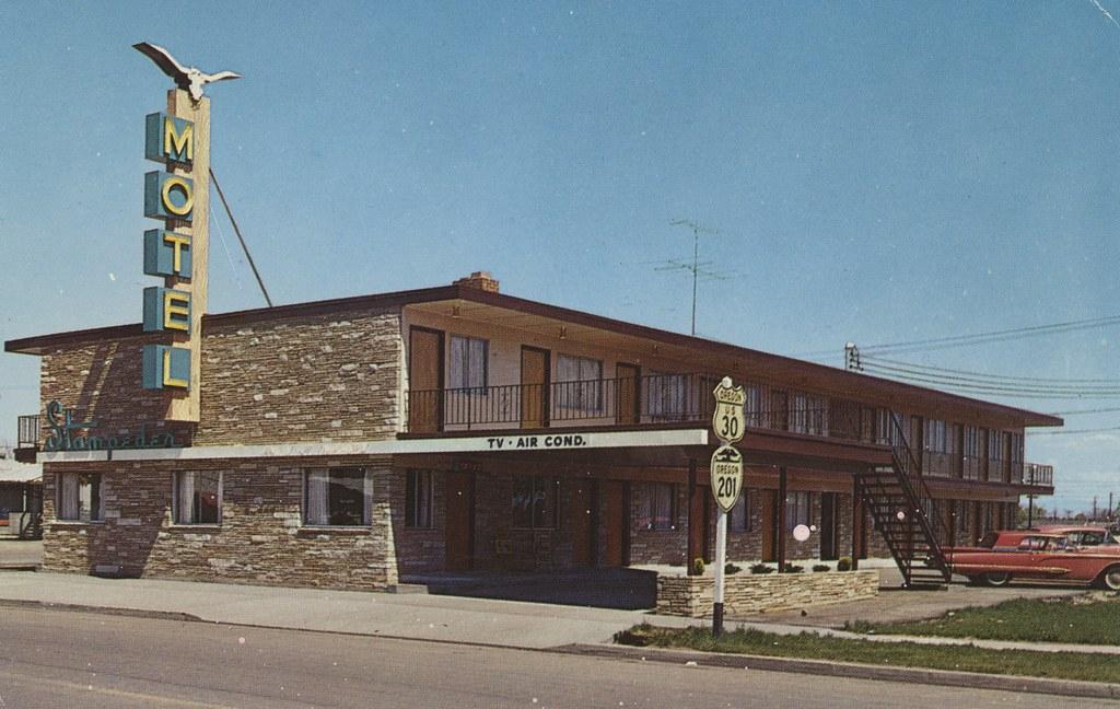 Stampeder Motel - Ontario, Oregon