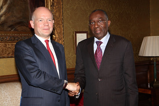 Minister of Foreign Affairs, Democratic Republic of Congo | by Foreign and Commonwealth Office
