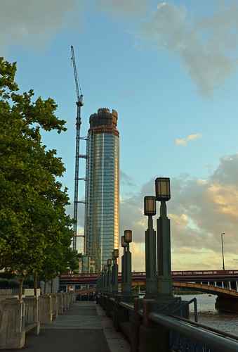 St George Wharf Tower | by [Duncan]