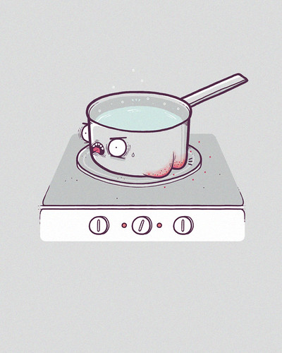Saucepan sorrows | by randyotter