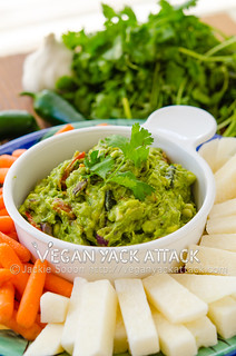 Roasted Veggie Guacamole | by Yack_Attack