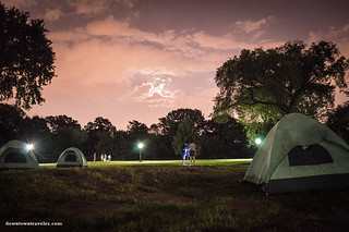 Camping in Central Park NYC-26 | by Downtown Traveler