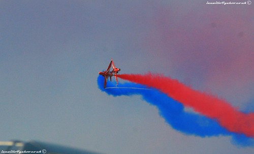 red arrows | by ian williams.