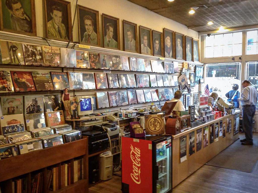 Ernest Tubb Record Shop Est 1947 Interior 5 417 Broa