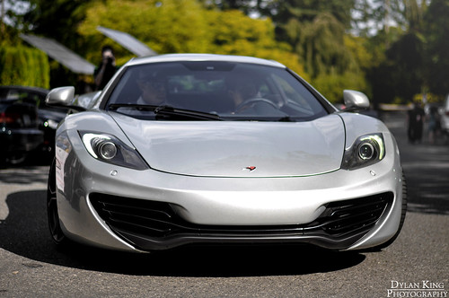 McLaren MP4-12C | by Dylan King Photography
