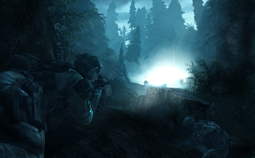 Secure Dawn - Ghost Recon Future Soldier: Raven Strike DLC | by PlayStation Europe