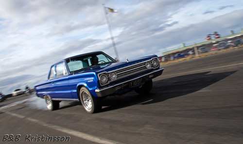 Plymouth Belvedere ´67 | by B&B Kristinsson