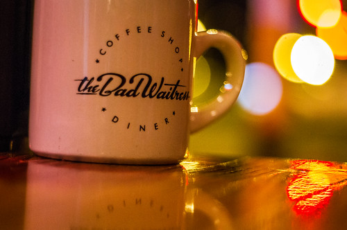 The Bad Waitress — Coffee Shop and Diner | by Tony Webster