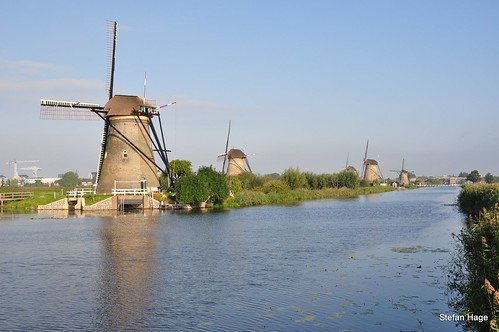 Molens Kinderdijk | by Stefan (StePix)