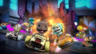 Sack it to Me: LittleBigPlanet Karting | by PlayStation.Blog