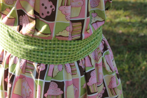 Sweet Cupcake Apron | by TheFairView