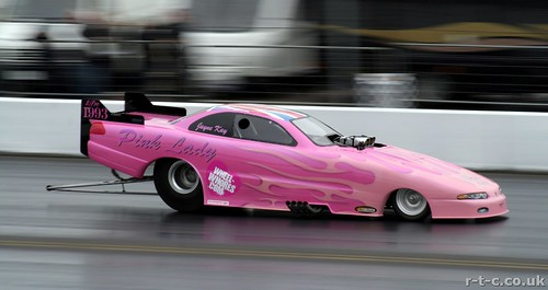 Jayne Kay running to 7.8061 on the quarter mile | by Tim R-T-C