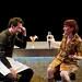 Nicholas Sharratt as Sam and Jane Harrington as Vicki in Ghost Patrol © Clive Barda 2012