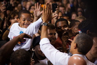 Obama in Kent OH-5 | by Brett Marty