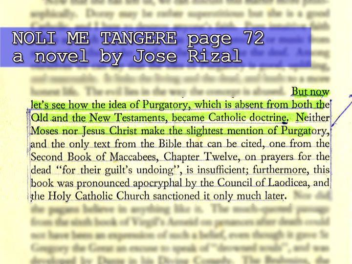 nationalism in noli me tangere novel of rizal Buy a cheap copy of noli me tangere book by josé rizal works from the period of asian nationalism as a novel, noli is a fascinating readafter reading.