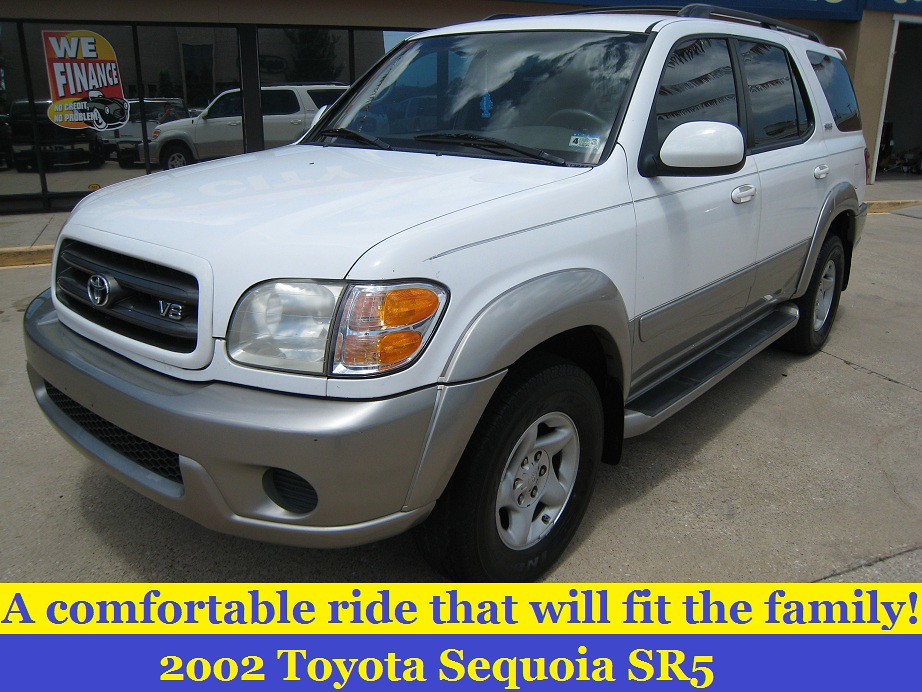 Buy Here Pay Here Houston >> 2002 Toyota Sequoia Buy Here Pay Here Houston 2002 Toyota Flickr