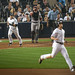 A-Rod Running to Second Base closer