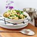 Springtime Tortellini Pasta Salad with Mint, Peas & Asparagus